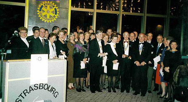 Rotary club strasbourg